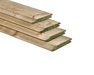 Planken rabat