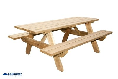 Picknicktafel 2500 mm