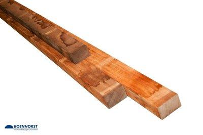 Balken 46 x 95 hardhout geschaafd diverse lengtes