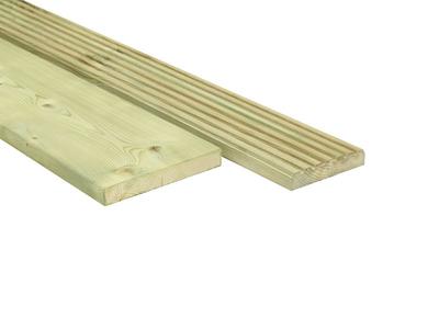 Planken 28 x 145 Terrasdelen diverse lengtes