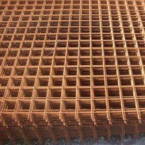 Gaasmat roest 300x200 cm